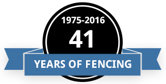 41 Years of Fencing