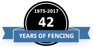 42 Years of Fencing