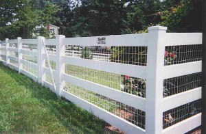 Fence installation photo gallery fence projects in md & dc