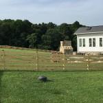 6 Board Estate Wood Fence