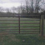 7 Bar 10 Foot Wide Pipe Gate
