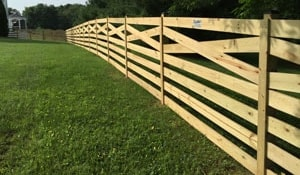 Wood Fencing Installation Amp Sales Carroll County Howard