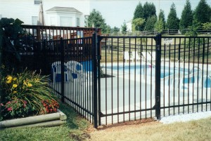 Guardian ELBA Ornamental Aluminum Fence (Pool Code)