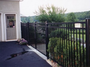 Guardian Ornamental Aluminum ELBA Fence (Pool Code)