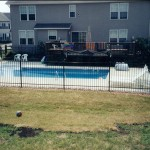 Residential Ornamental Aluminum Fence (Pool Code)