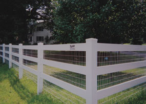 Fence Company in Maryland & DC | Rustic Fence Inc  Fence Installation